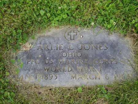 JONES, ARLIE L. - Stark County, Ohio | ARLIE L. JONES - Ohio Gravestone Photos