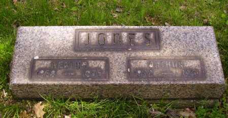 JONES, ARTHUR - Stark County, Ohio | ARTHUR JONES - Ohio Gravestone Photos
