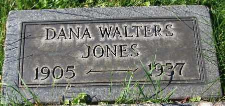JONES, DANA WALTERS - Stark County, Ohio | DANA WALTERS JONES - Ohio Gravestone Photos