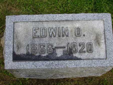 JONES, EDWIN O. - Stark County, Ohio   EDWIN O. JONES - Ohio Gravestone Photos