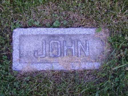 JONES, JOHN - Stark County, Ohio   JOHN JONES - Ohio Gravestone Photos