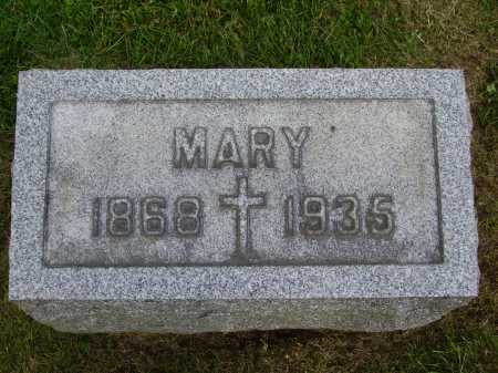 MCCARTHY JONES, MARY - Stark County, Ohio | MARY MCCARTHY JONES - Ohio Gravestone Photos