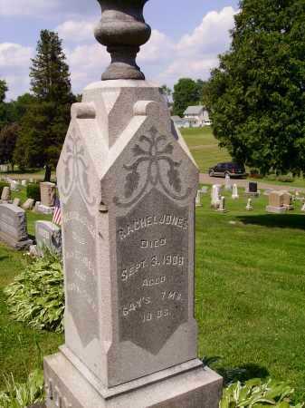 OWNES JONES, RACHEL - Stark County, Ohio | RACHEL OWNES JONES - Ohio Gravestone Photos