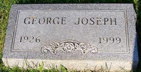 JOSEPH, GEORGE - Stark County, Ohio | GEORGE JOSEPH - Ohio Gravestone Photos