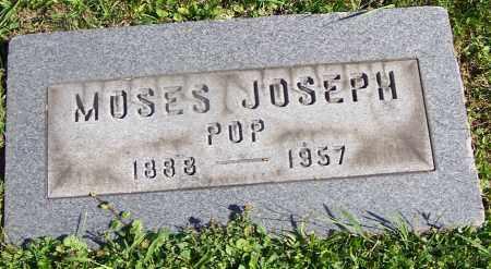 JOSEPH, MOSES - Stark County, Ohio | MOSES JOSEPH - Ohio Gravestone Photos