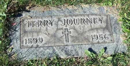 JOURNEY, TERRY - Stark County, Ohio | TERRY JOURNEY - Ohio Gravestone Photos