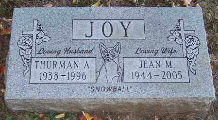 JOY, THURMAN A. - Stark County, Ohio | THURMAN A. JOY - Ohio Gravestone Photos
