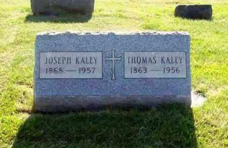KALEY, THOMAS - Stark County, Ohio | THOMAS KALEY - Ohio Gravestone Photos