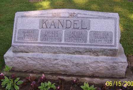 KANDEL, DANIEL - Stark County, Ohio | DANIEL KANDEL - Ohio Gravestone Photos