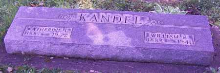 KANDEL, KATHERINE L. - Stark County, Ohio | KATHERINE L. KANDEL - Ohio Gravestone Photos