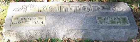 KANTOR, KLARA - Stark County, Ohio | KLARA KANTOR - Ohio Gravestone Photos