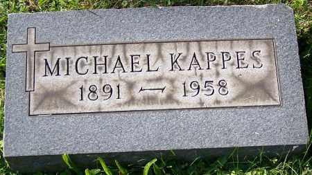 KAPPES, MICHAEL - Stark County, Ohio | MICHAEL KAPPES - Ohio Gravestone Photos
