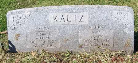 KAUTZ, NANCY - Stark County, Ohio | NANCY KAUTZ - Ohio Gravestone Photos