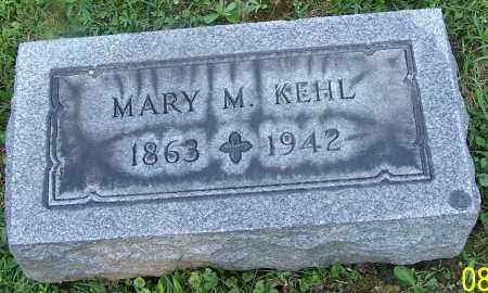 KEHL, MARY M. - Stark County, Ohio | MARY M. KEHL - Ohio Gravestone Photos