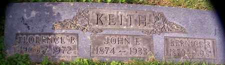 KEITH, BERNICE B. - Stark County, Ohio | BERNICE B. KEITH - Ohio Gravestone Photos