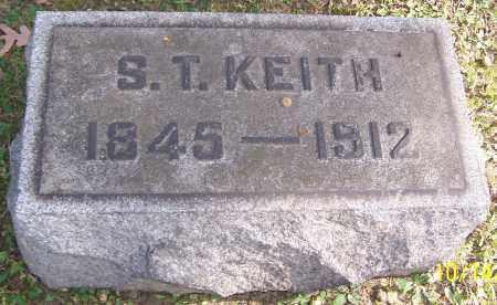 KEITH, S.T. - Stark County, Ohio | S.T. KEITH - Ohio Gravestone Photos
