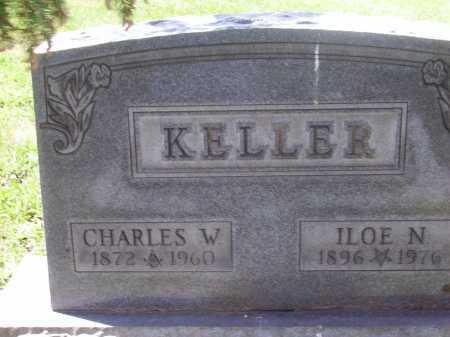 KELLER, CHARLES W. - Stark County, Ohio | CHARLES W. KELLER - Ohio Gravestone Photos