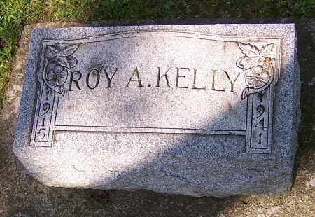 KELLY, ROY ALVIN - Stark County, Ohio   ROY ALVIN KELLY - Ohio Gravestone Photos