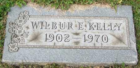 KELLY, WILBUR E. - Stark County, Ohio | WILBUR E. KELLY - Ohio Gravestone Photos
