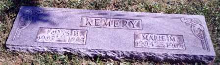KEMERY, MARIE M. - Stark County, Ohio   MARIE M. KEMERY - Ohio Gravestone Photos