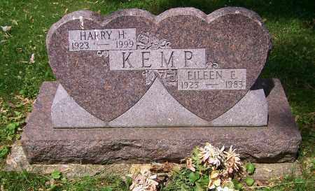 KEMP, EILEEN E. - Stark County, Ohio | EILEEN E. KEMP - Ohio Gravestone Photos