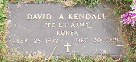 KENDALL, DAVID A. - Stark County, Ohio | DAVID A. KENDALL - Ohio Gravestone Photos