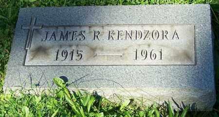 KENDZORA, JAMES R. - Stark County, Ohio | JAMES R. KENDZORA - Ohio Gravestone Photos