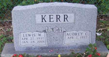 KERR, LEWIS W. - Stark County, Ohio | LEWIS W. KERR - Ohio Gravestone Photos
