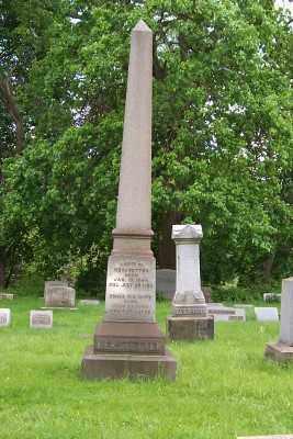 KERSTETTER, DAVID - Stark County, Ohio | DAVID KERSTETTER - Ohio Gravestone Photos