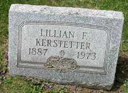 GIEY KERSTETTER, LILLIAN F. - Stark County, Ohio | LILLIAN F. GIEY KERSTETTER - Ohio Gravestone Photos