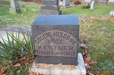 KESTNER, GOLDIE CELIA - Stark County, Ohio | GOLDIE CELIA KESTNER - Ohio Gravestone Photos