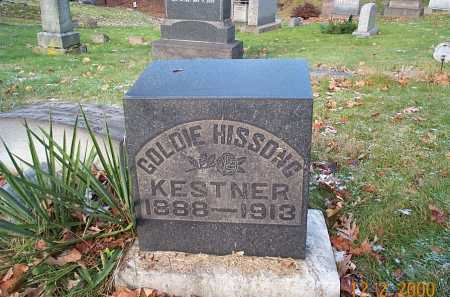 HISSONG KESTNER, GOLDIE CELIA - Stark County, Ohio | GOLDIE CELIA HISSONG KESTNER - Ohio Gravestone Photos
