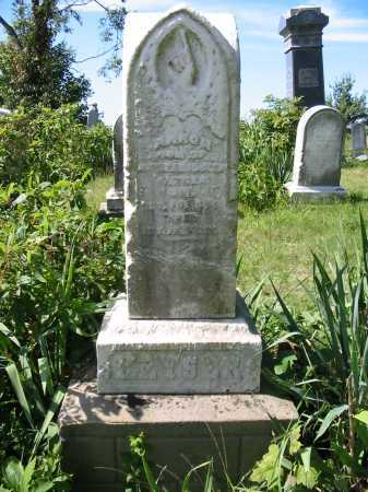 KEYSER, AARON - Stark County, Ohio   AARON KEYSER - Ohio Gravestone Photos