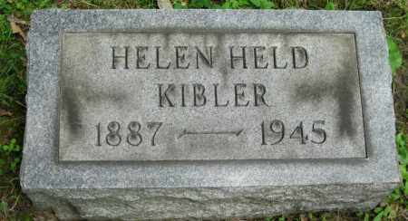 KIBLER, HELEN - Stark County, Ohio | HELEN KIBLER - Ohio Gravestone Photos