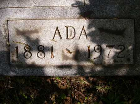 KIEFABER, ADA - Stark County, Ohio   ADA KIEFABER - Ohio Gravestone Photos
