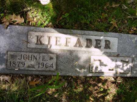 KIEFABER, ADA - Stark County, Ohio | ADA KIEFABER - Ohio Gravestone Photos