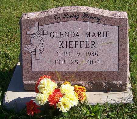 KIEFFER, GLENDA MARIE - Stark County, Ohio   GLENDA MARIE KIEFFER - Ohio Gravestone Photos