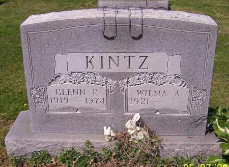 KINTZ, WILMA A. - Stark County, Ohio | WILMA A. KINTZ - Ohio Gravestone Photos