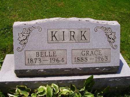 KIRK, GRACE - Stark County, Ohio   GRACE KIRK - Ohio Gravestone Photos