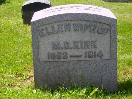 FITZPATRICK KIRK, ELLEN - Stark County, Ohio | ELLEN FITZPATRICK KIRK - Ohio Gravestone Photos