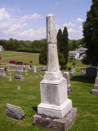 KIRK, MONUMENT - Stark County, Ohio | MONUMENT KIRK - Ohio Gravestone Photos