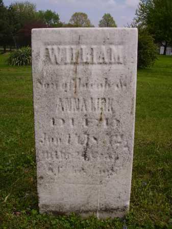 KIRK, WILLIAM - Stark County, Ohio | WILLIAM KIRK - Ohio Gravestone Photos