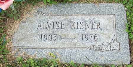 KISNER, ALVISE - Stark County, Ohio | ALVISE KISNER - Ohio Gravestone Photos