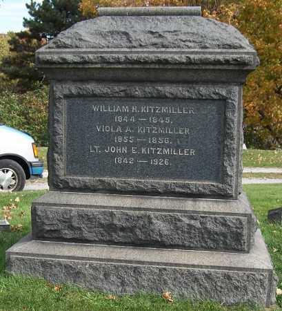 KITZMILLER, WILLIAM H. - Stark County, Ohio | WILLIAM H. KITZMILLER - Ohio Gravestone Photos
