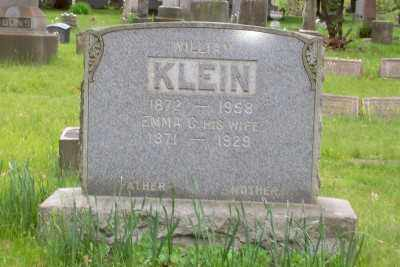 KLEIN, EMMA C. - Stark County, Ohio | EMMA C. KLEIN - Ohio Gravestone Photos