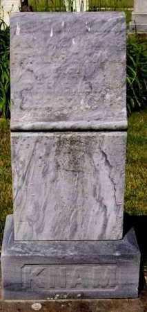KNAM, ANNA C. - Stark County, Ohio | ANNA C. KNAM - Ohio Gravestone Photos