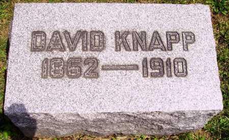 KNAPP, DAVID - Stark County, Ohio | DAVID KNAPP - Ohio Gravestone Photos