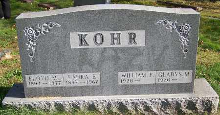 KOHR, LAURA E. - Stark County, Ohio | LAURA E. KOHR - Ohio Gravestone Photos