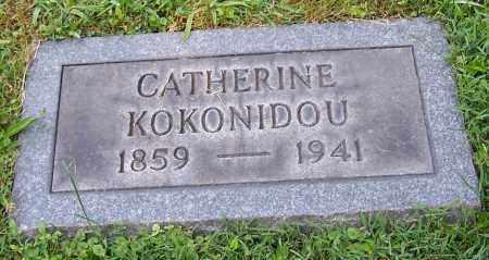 KOKONIDOU, CATHERINE - Stark County, Ohio | CATHERINE KOKONIDOU - Ohio Gravestone Photos