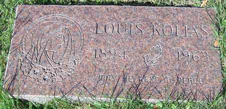 KOLIAS, LOUIS - Stark County, Ohio | LOUIS KOLIAS - Ohio Gravestone Photos